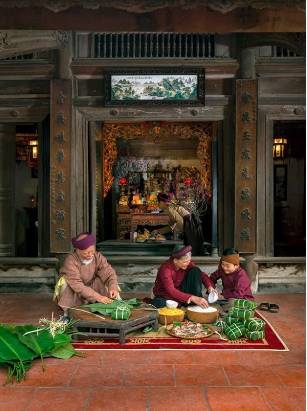 Heritage photos, Vietnam's hidden charm, Impressive works, photo collections, single cover photos