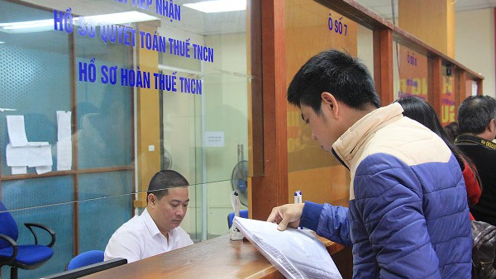 Huyện Lục Nam thu ngân sách tăng 9,3%