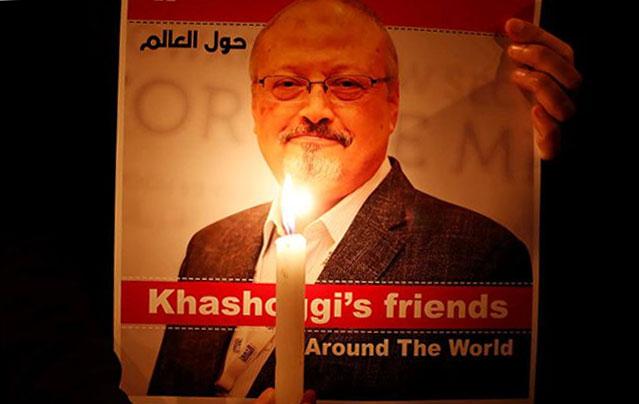 Tiết lộ, lời cuối cùng, nhà báo Khashoggi, bị sát hại