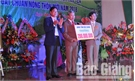 Xã Ngọc Châu, huyện Tân Yên đạt chuẩn nông thôn mới