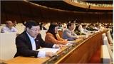 Thông qua Nghị quyết điều chỉnh kế hoạch đầu tư công trung hạn giai đoạn 2016 - 2020