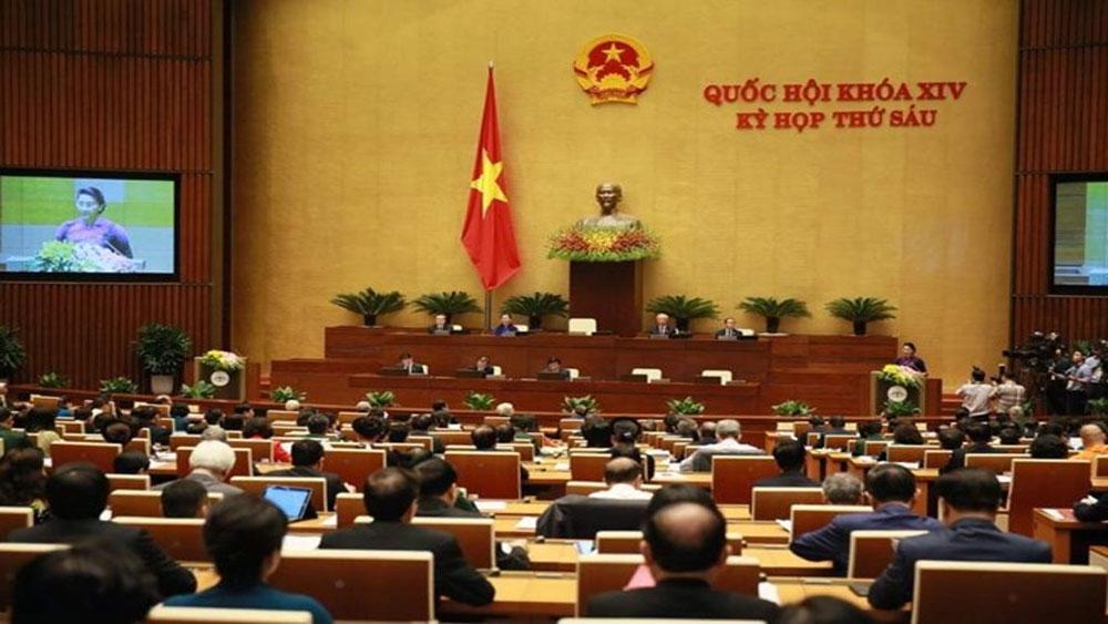 Quốc hội biểu quyết thông qua Nghị quyết phê chuẩn Hiệp định CPTPP