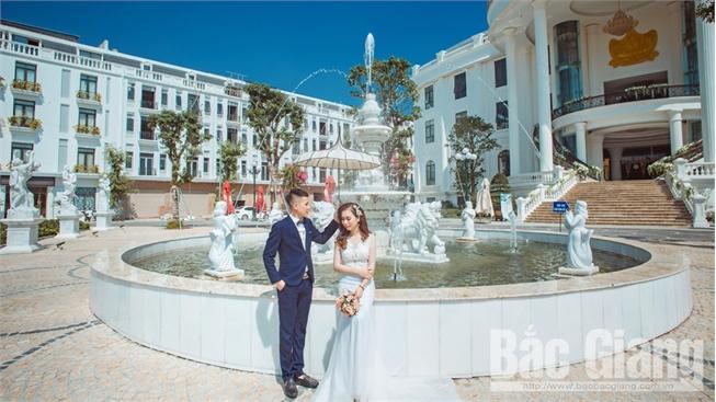 Những điểm chụp ảnh cưới tại Bắc Giang