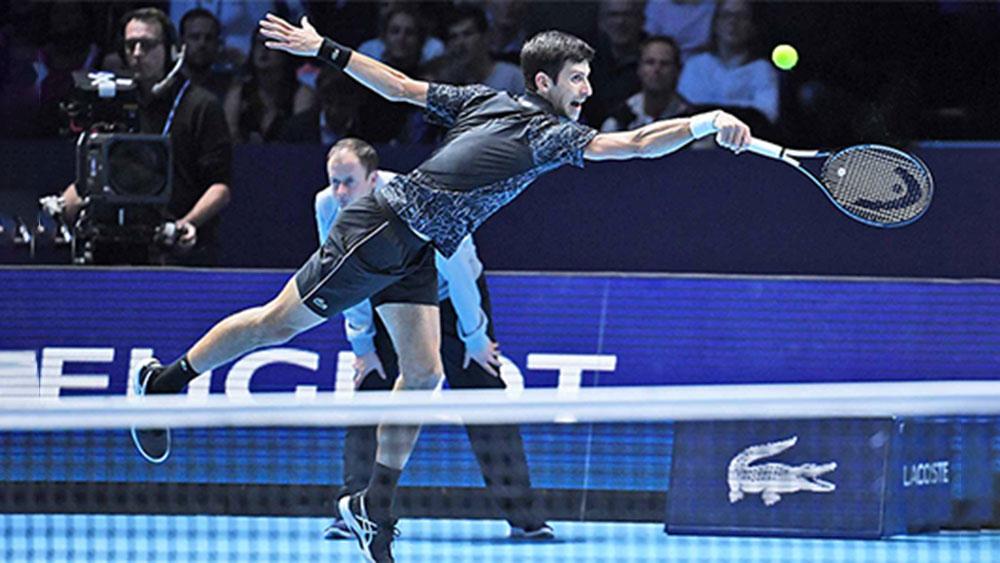 Djokovic, John Isner, khởi đầu thuận lợi, ATP Finals, London