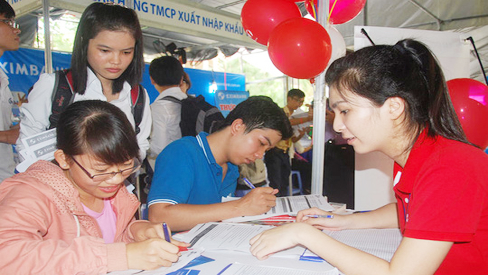 More than 30,000 new jobs created to Bac Giang laborers