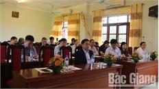 Đồng chí Nguyễn Đức Hiền được bầu làm Chủ tịch Liên minh Hợp tác xã tỉnh Bắc Giang