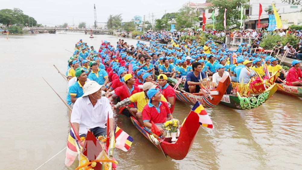 Soc Trang: Ooc Om Bok festival offers cultural activities
