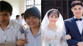 Cặp 9X Bắc Giang: Từ bạn cùng lớp, 7 năm sau thành bạn cùng nhà