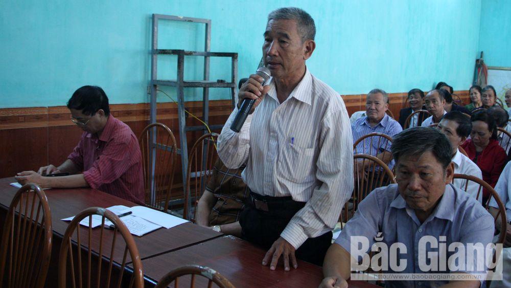 HĐND, tiếp xúc cử tri, TP Bắc Giang, Bùi Văn Hải, Bí thư Tỉnh ủy