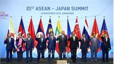 Hội nghị Cấp cao ASEAN: Thủ tướng Nguyễn Xuân Phúc dự Hội nghị cấp cao ASEAN-Nhật Bản lần thứ 21