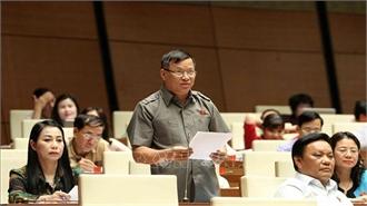 Quốc hội thảo luận về báo cáo công tác giải quyết khiếu nại, tố cáo năm 2018 và dự án Luật Kiến trúc