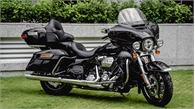 Môtô 'khủng' Harley-Davidson Ultra Limited giá gần 1,5 tỷ
