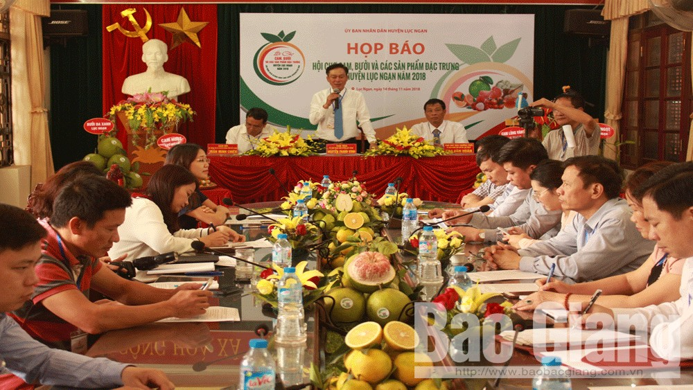 Luc Ngan's Fruit Fair to take place from 24 to 29 November
