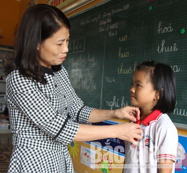 giáo dục, vùng cao, giáo viên vùng cao, Thạch Sơn, Vân Sơn, Sơn Động, Bắc Giang