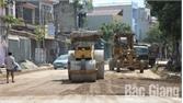 Lục Nam đầu tư xây dựng cơ bản hoàn thành kế hoạch năm