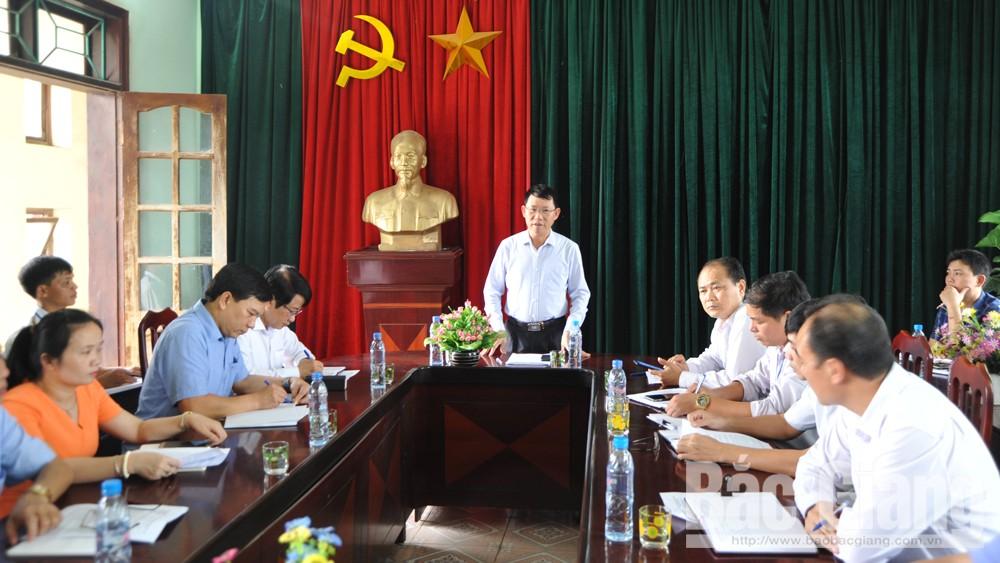 Phấn đấu năm 2019 huyện Việt Yên có 100% dân số tham gia bảo hiểm y tế