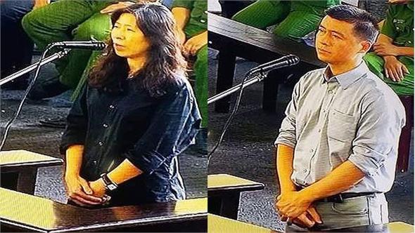 Xét xử vụ đánh bạc tại Phú Thọ: Chị họ Phan Sào Nam liên tục bật khóc khi nhắc tới bị cáo này