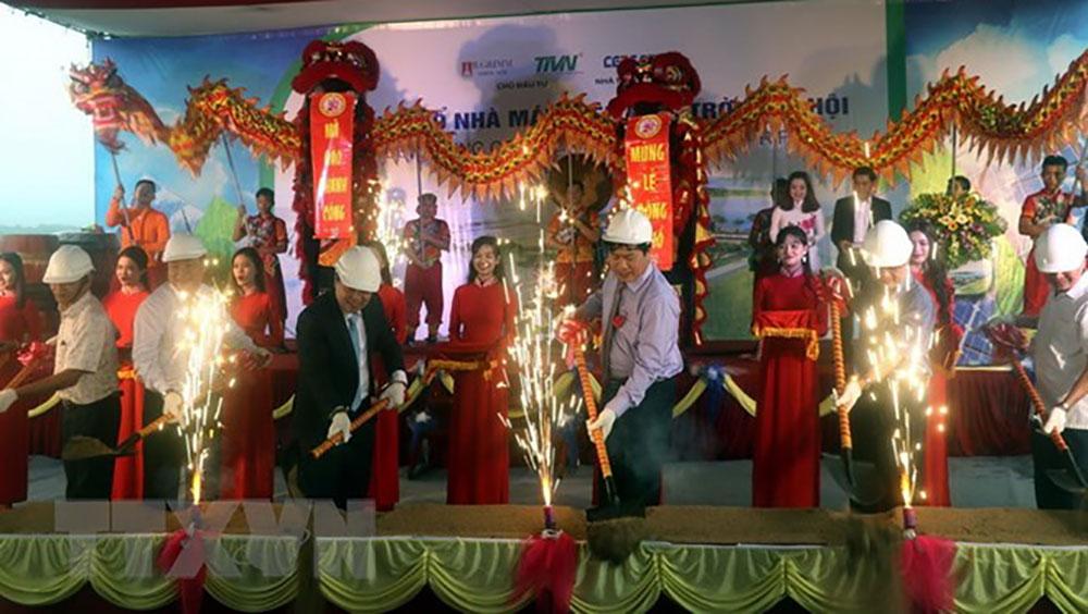 Động thổ Nhà máy điện Mặt Trời đầu tư hơn 4.900 tỷ đồng ở Phú Yên