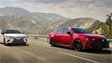 Toyota Camry và Avalon phiên bản đặc biệt TRD với ngoại hình thể thao ấn tượng