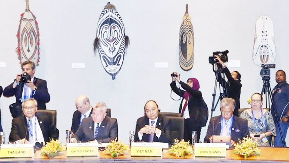PM begins activities at APEC Economic Leaders' Week
