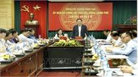 Phó Thủ tướng Vương Đình Huệ: Không ban hành thủ tục hành chính không cần thiết làm nặng gánh cho doanh nghiệp