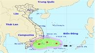 Miền Bắc tiếp tục đón không khí lạnh, miền Nam chịu ảnh hưởng bão số 8 Toraji