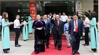 Chủ tịch Quốc hội Nguyễn Thị Kim Ngân dự Lễ kỷ niệm Ngày Nhà giáo Việt Nam tại Học viện Tài chính