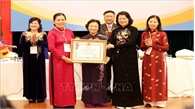 Đại hội đại biểu Hội Bảo vệ quyền trẻ em Việt Nam lần thứ III, nhiệm kỳ 2018-2023