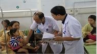 Hà Nội dồn sức cứu chữa các bệnh nhi nghi bị ngộ độc thực phẩm ở Đông Anh
