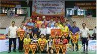 Tân Yên giành cúp vô địch toàn đoàn giải cầu lông các câu lạc bộ toàn tỉnh
