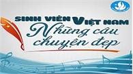 """Tuyên dương 49 sinh viên tiêu biểu trong Cuộc vận động """"Sinh viên Việt Nam - Những câu chuyện đẹp"""""""