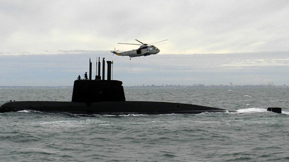 Argentina để quốc tang 3 ngày tưởng nhớ thủy thủ đoàn tàu ngầm ARA San Juan