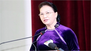 NA Chairwoman attends ceremony marking teachers' day