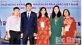 Bắc Giang: Nhà giáo Nguyễn Thị Kim và Nguyễn Văn Đóa được tuyên dương tiêu biểu toàn quốc
