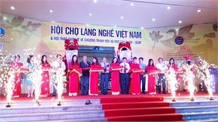 Vietnam Craft Village Trade Fair features over 150 pavilions