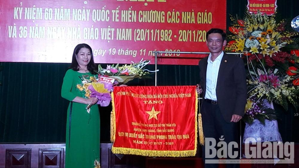 Gặp mặt kỷ niệm Ngày Nhà giáo Việt Nam