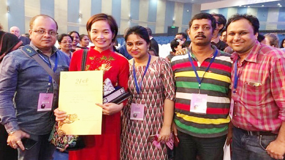 Vietnamese film The Third Wife wins Best Film award at Kolkata film fest