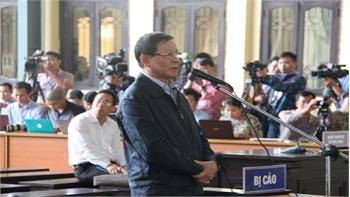 Xét xử đường dây đánh bạc nghìn tỷ: Ông Phan Văn Vĩnh cố tình quên không báo cáo về hoạt động đánh bạc?