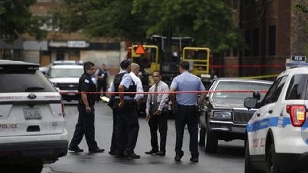 Liên tiếp xảy ra xả súng gây thương vong tại nước Mỹ