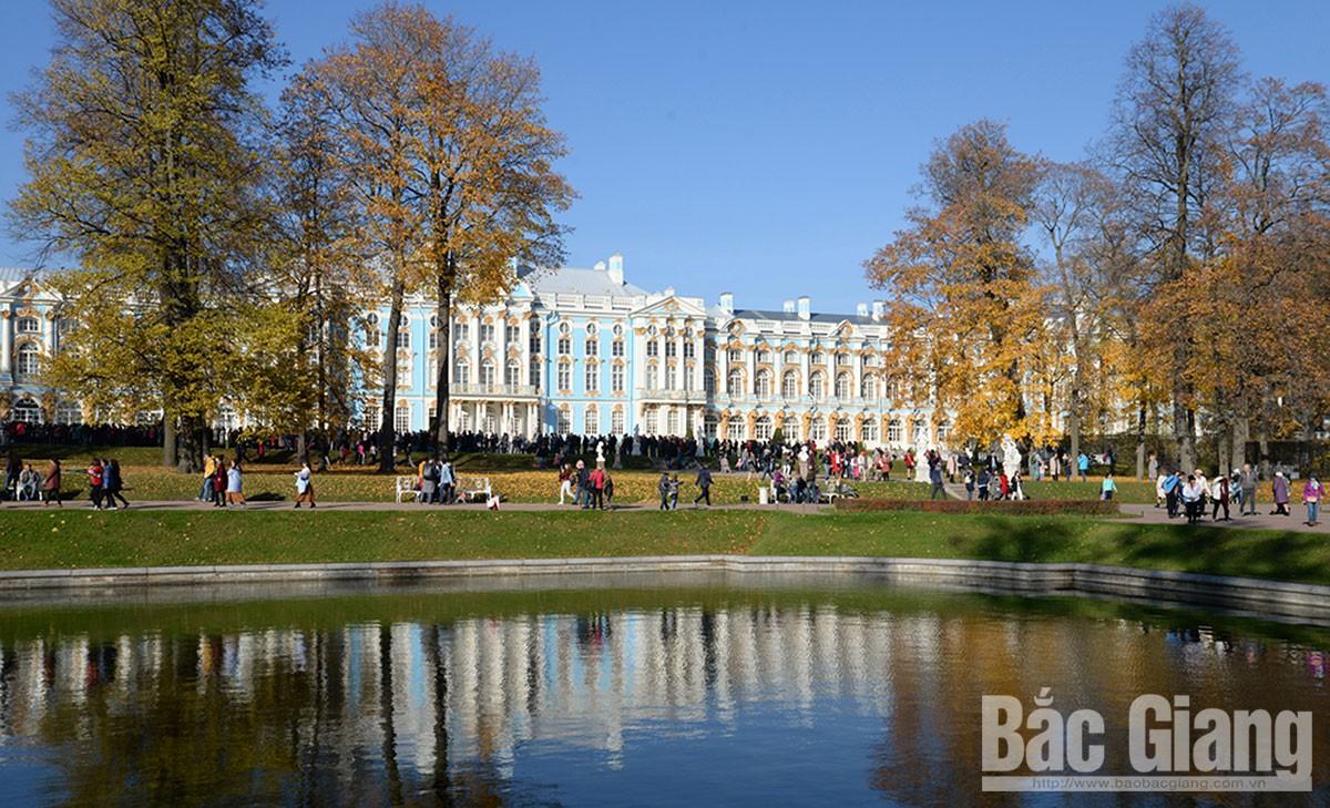 Ấn tượng, mùa thu, nước Nga