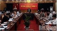 Hội nghị thường kỳ UBND tỉnh tháng 11: Tăng trưởng kinh tế cao nhất từ trước đến nay