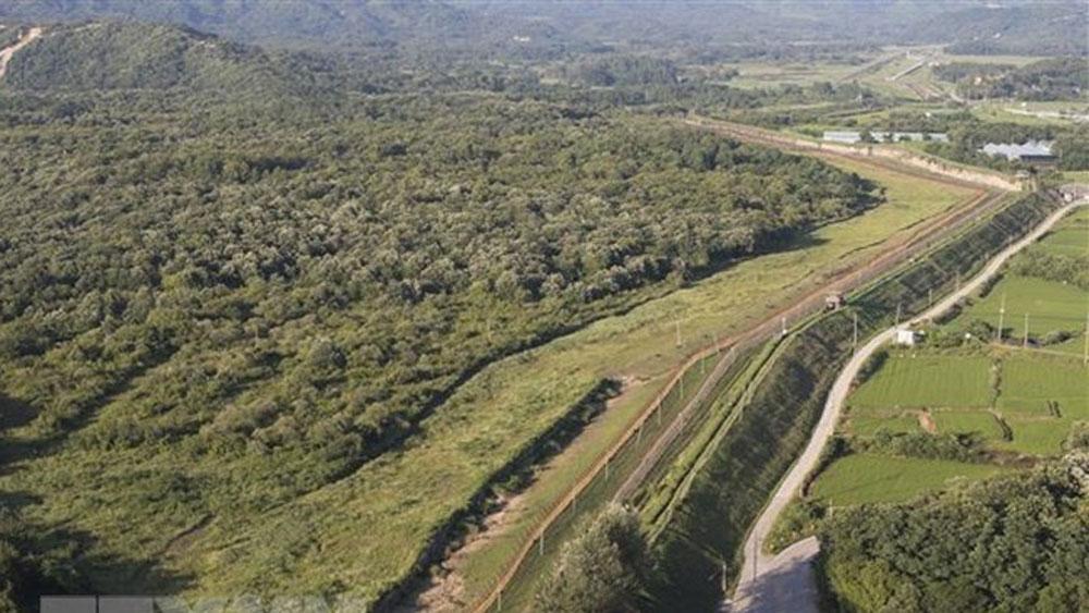 Triều Tiên phá hủy 10 trạm gác ở khu DMZ theo thỏa thuận liên Triều