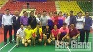 Thắng nghẹt thở, Bắc Giang lên ngôi vô địch đồng đội cầu lông nữ toàn quốc