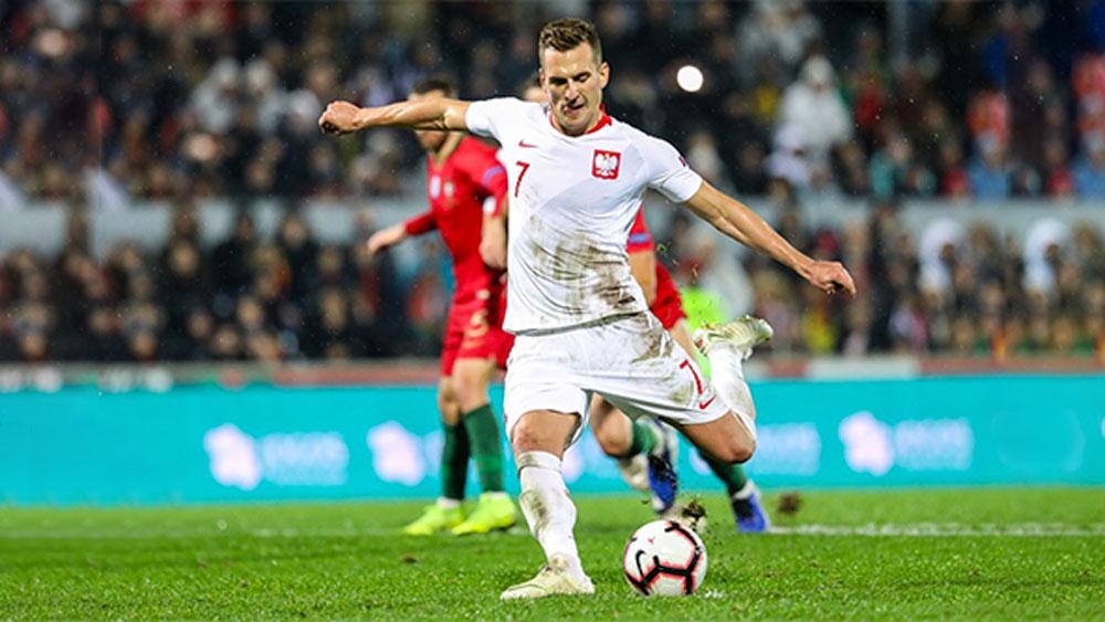 Ba Lan làm khó Đức ở vòng loại Euro 2020