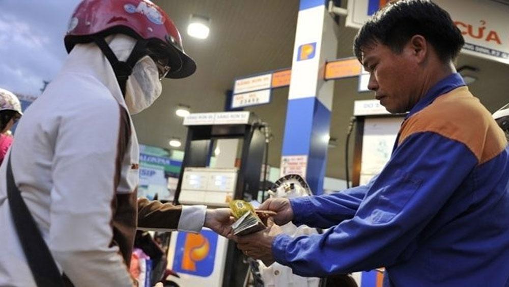 Giá xăng dầu liên tiếp giảm mạnh