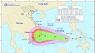 Áp thấp nhiệt đới khả năng mạnh lên thành bão đi vào biển Đông, gây mưa lớn ở miền Trung