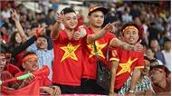 Vé trận Việt Nam gặp Campuchia đã bán hết... từ hơn một tuần trước