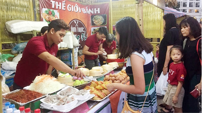 Regional Specialties Fair gathers typical products nationwide