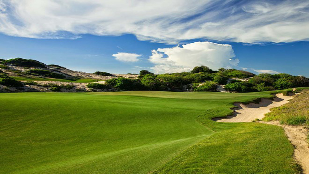 Vietnam named Asia's best golf destination