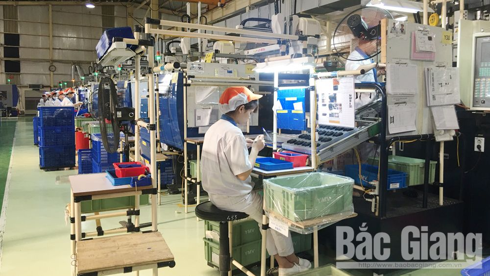 FDI enterprises' production values hit over 126 trillion VND